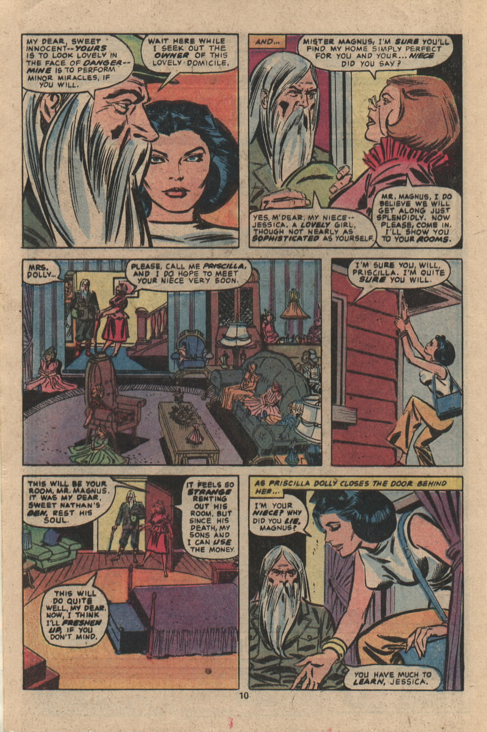 Spider-Woman (1978) Issue #3 #3 - English 7