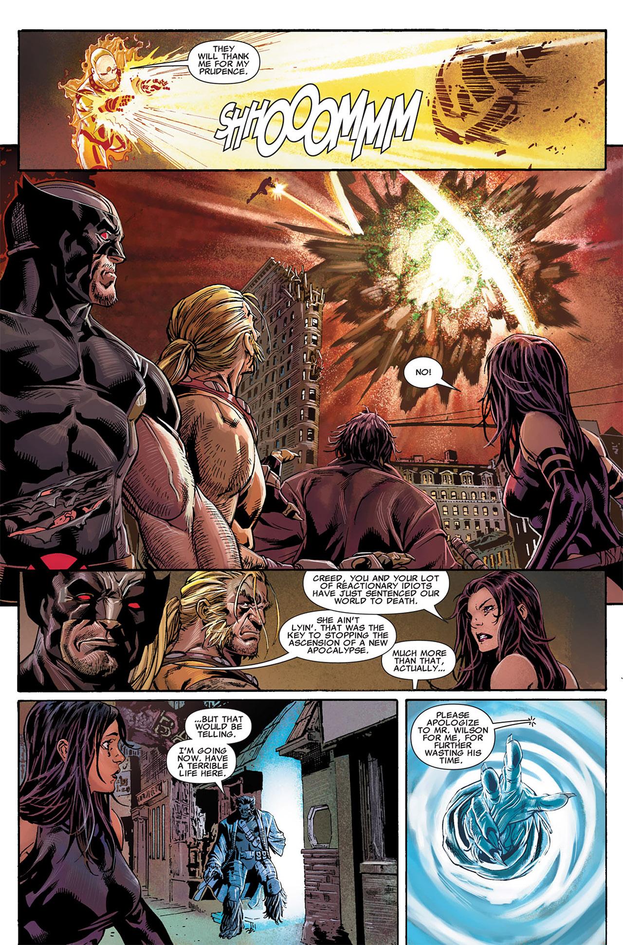 Uncanny X-Force (2010) #11 #26 - English 18
