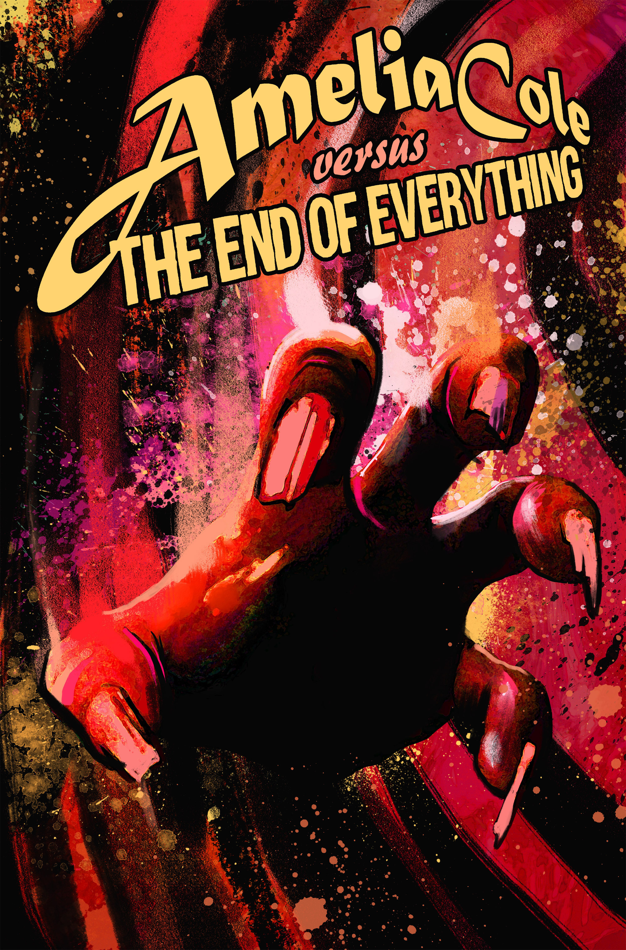 Amelia Cole Versus The End of Everything 27 Page 1