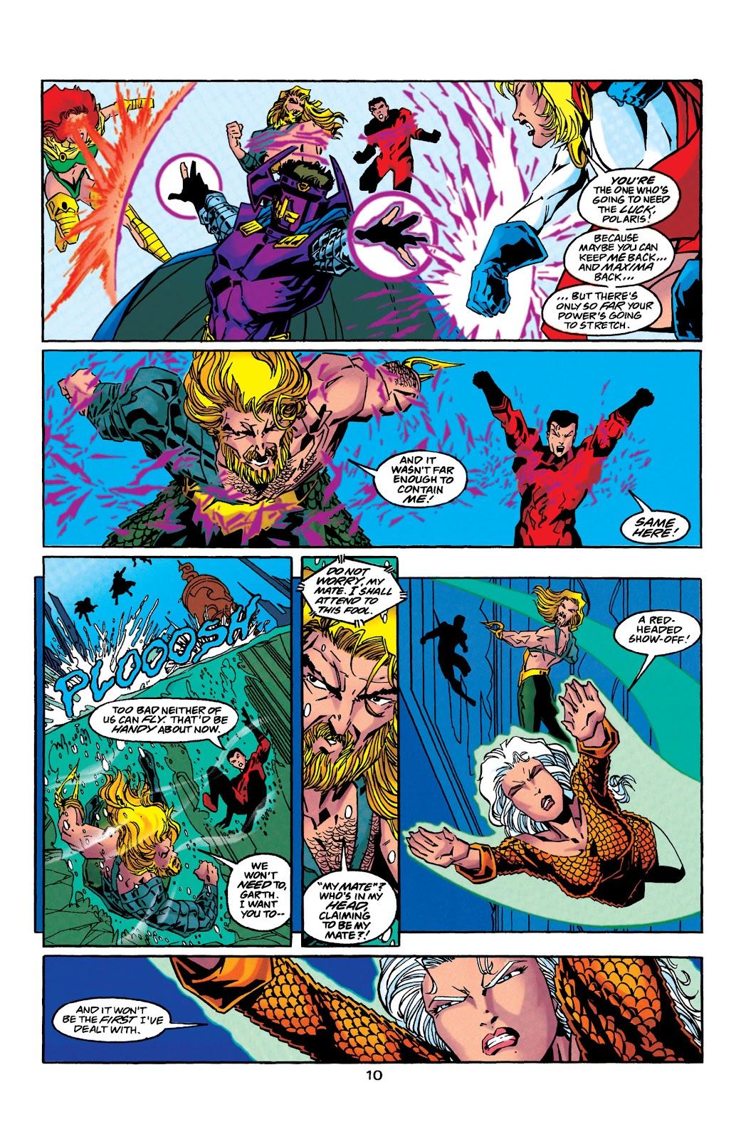 Aquaman (1994) Issue #41 #47 - English 11