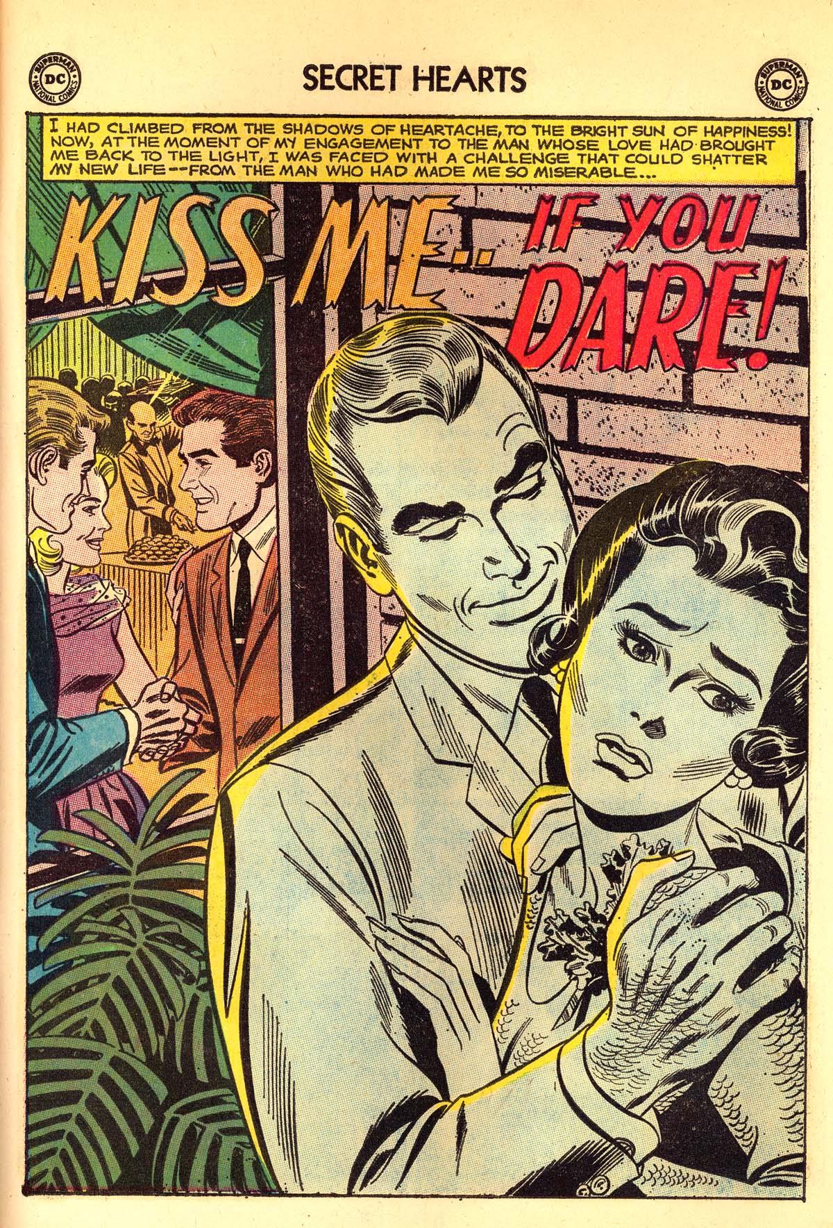 Read online Secret Hearts comic -  Issue #89 - 27