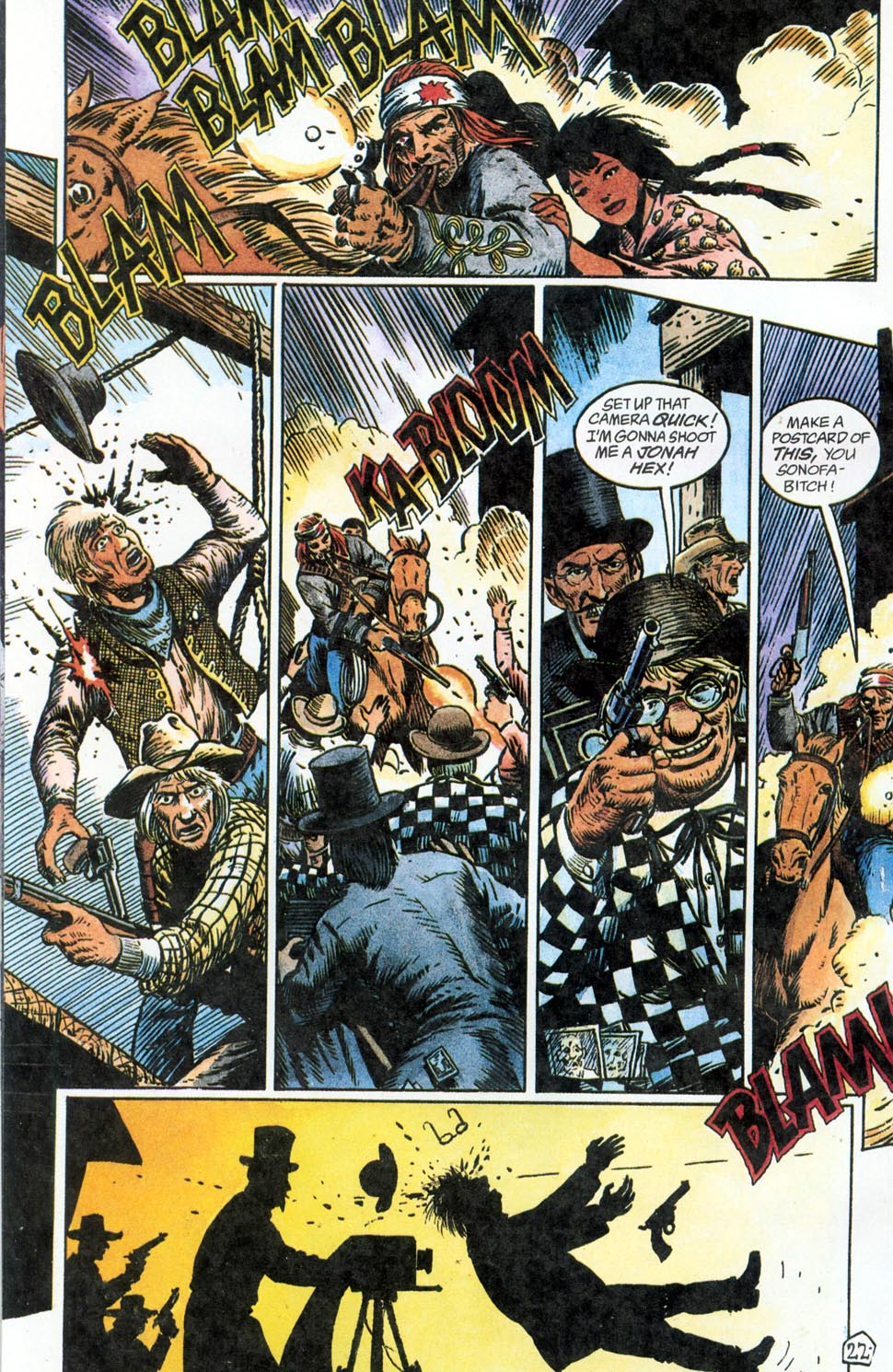Jonah Hex: Two-Gun Mojo Issue #2 #2 - English 24