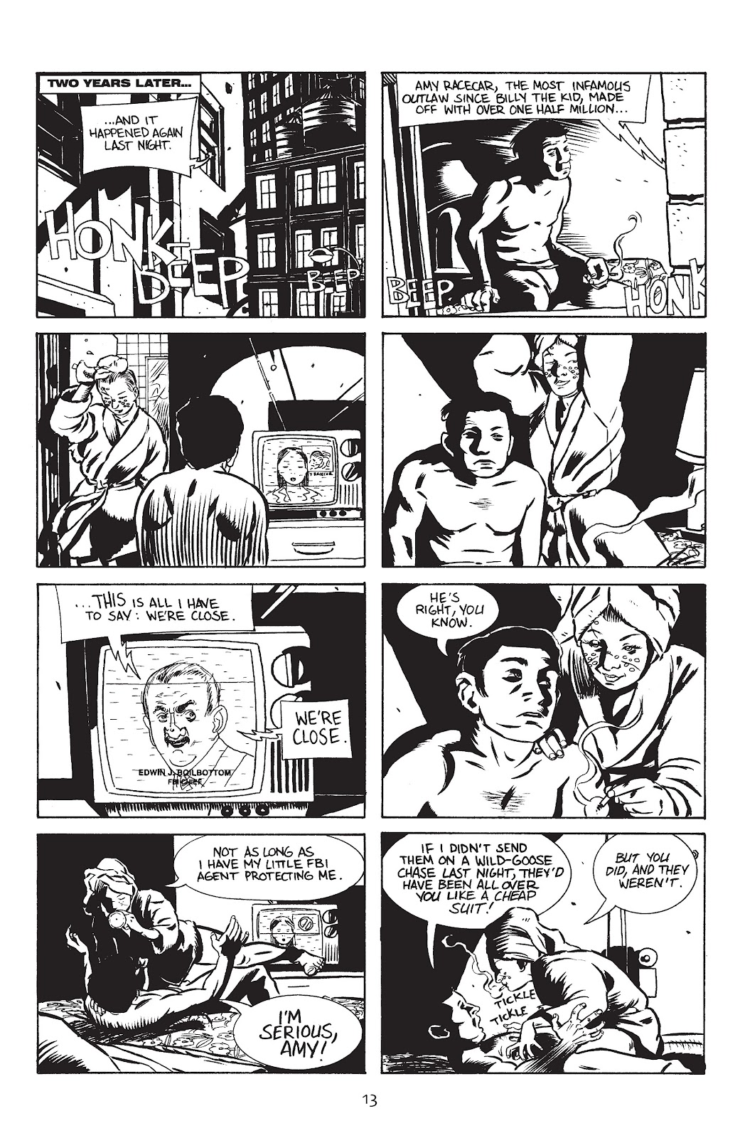 Stray Bullets Issue #6 #6 - English 15