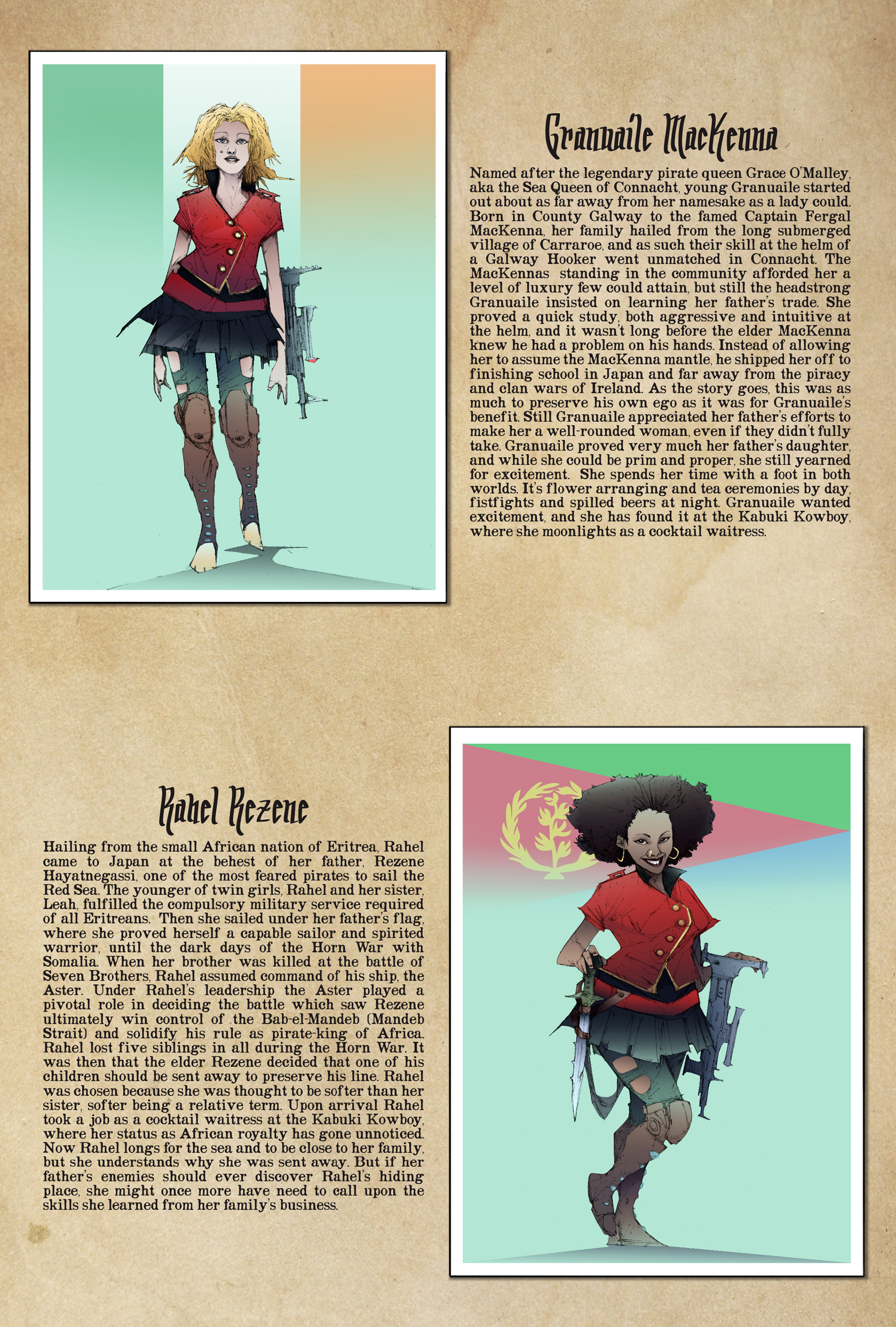 Read online Scrimshaw comic -  Issue #2 - 38