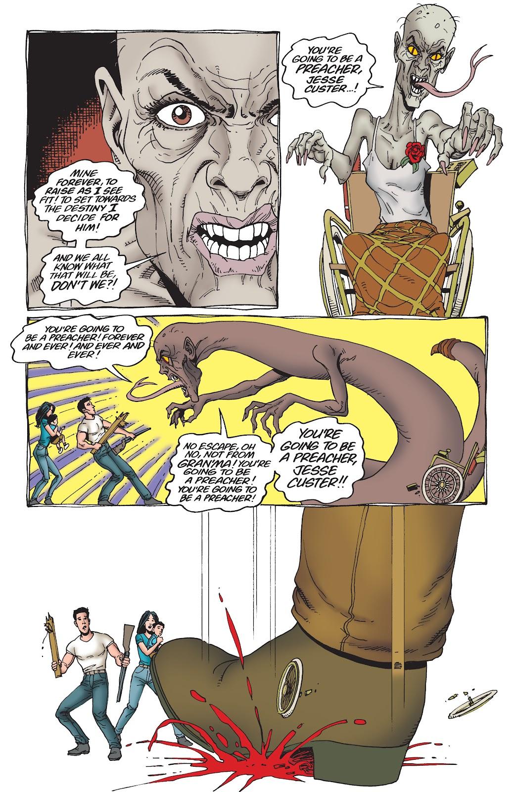 Preacher Issue #49 #58 - English 21