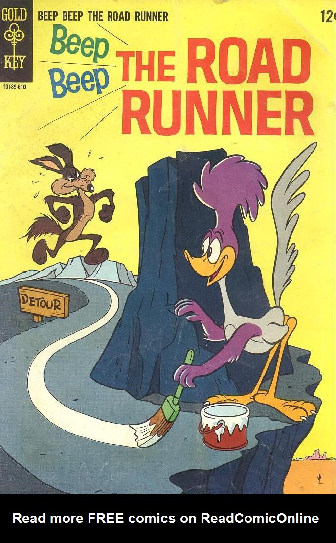 Beep Beep The Road Runner 1 Page 1