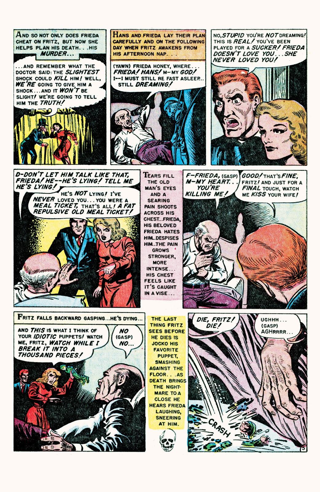 Haunted Horror Issue #6 #6 - English 19