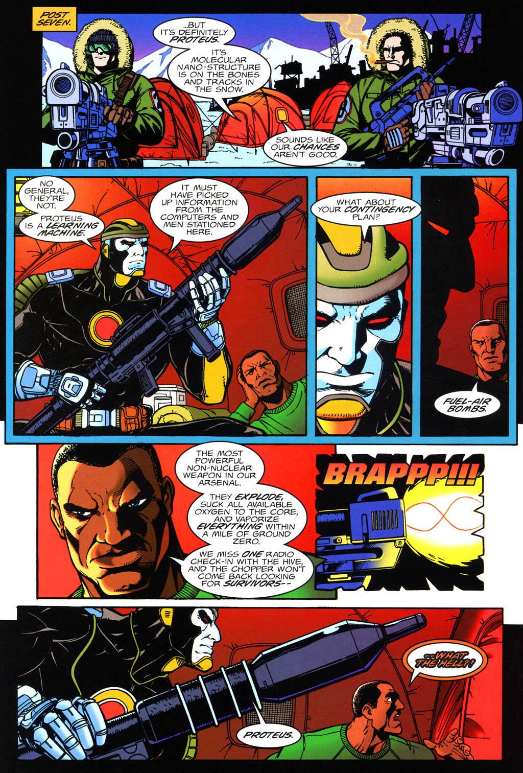Read online Bloodshot (1993) comic -  Issue #50 - 13