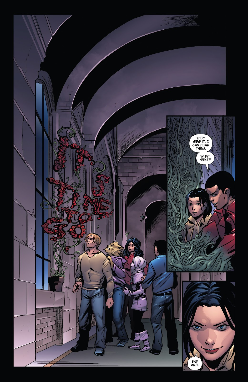 Grimm Fairy Tales (2005) Issue #121 #124 - English 23