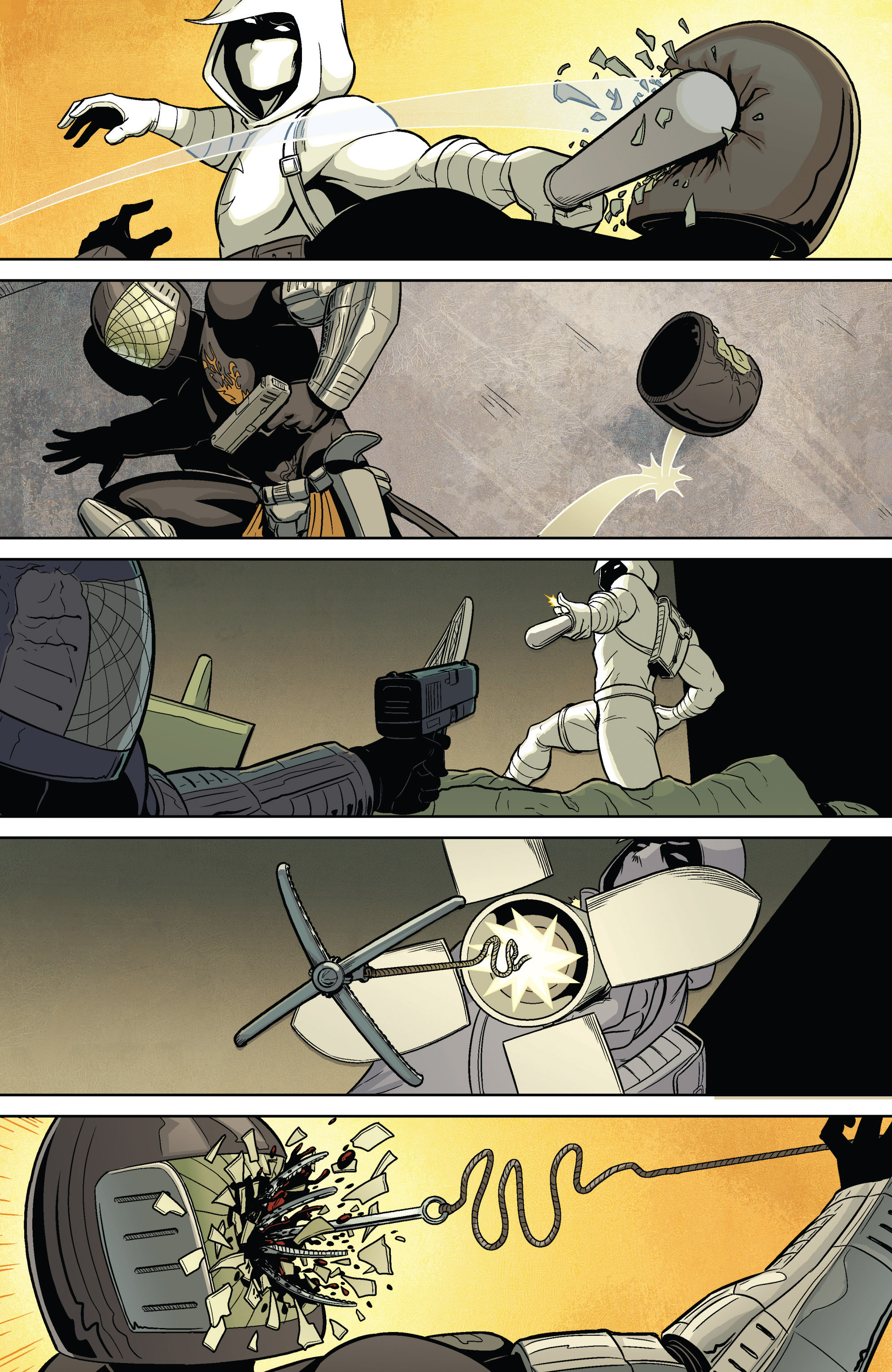 Read online Secret Avengers (2010) comic -  Issue #16 - 10