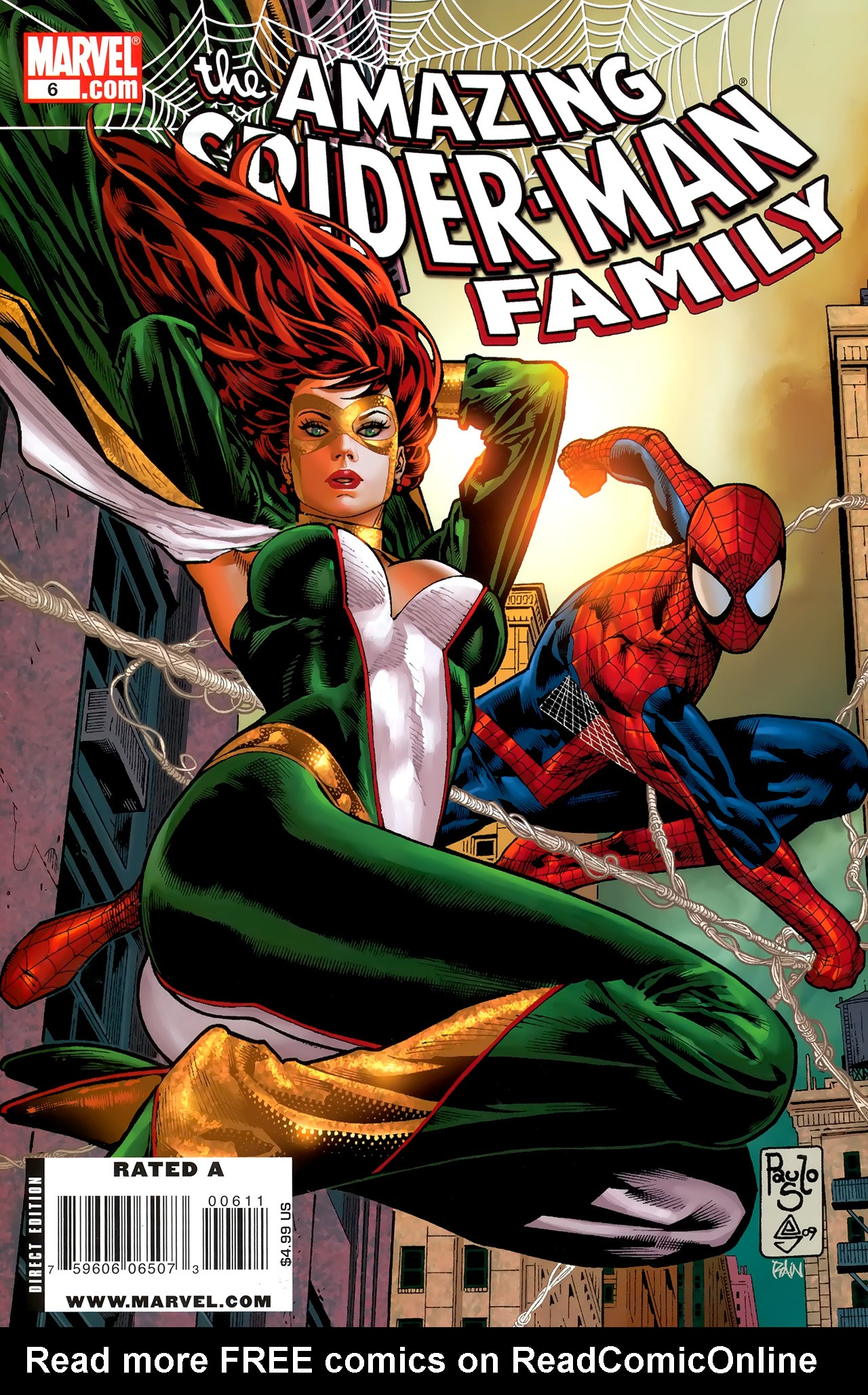 Amazing Spider-Man Family 6 Page 1