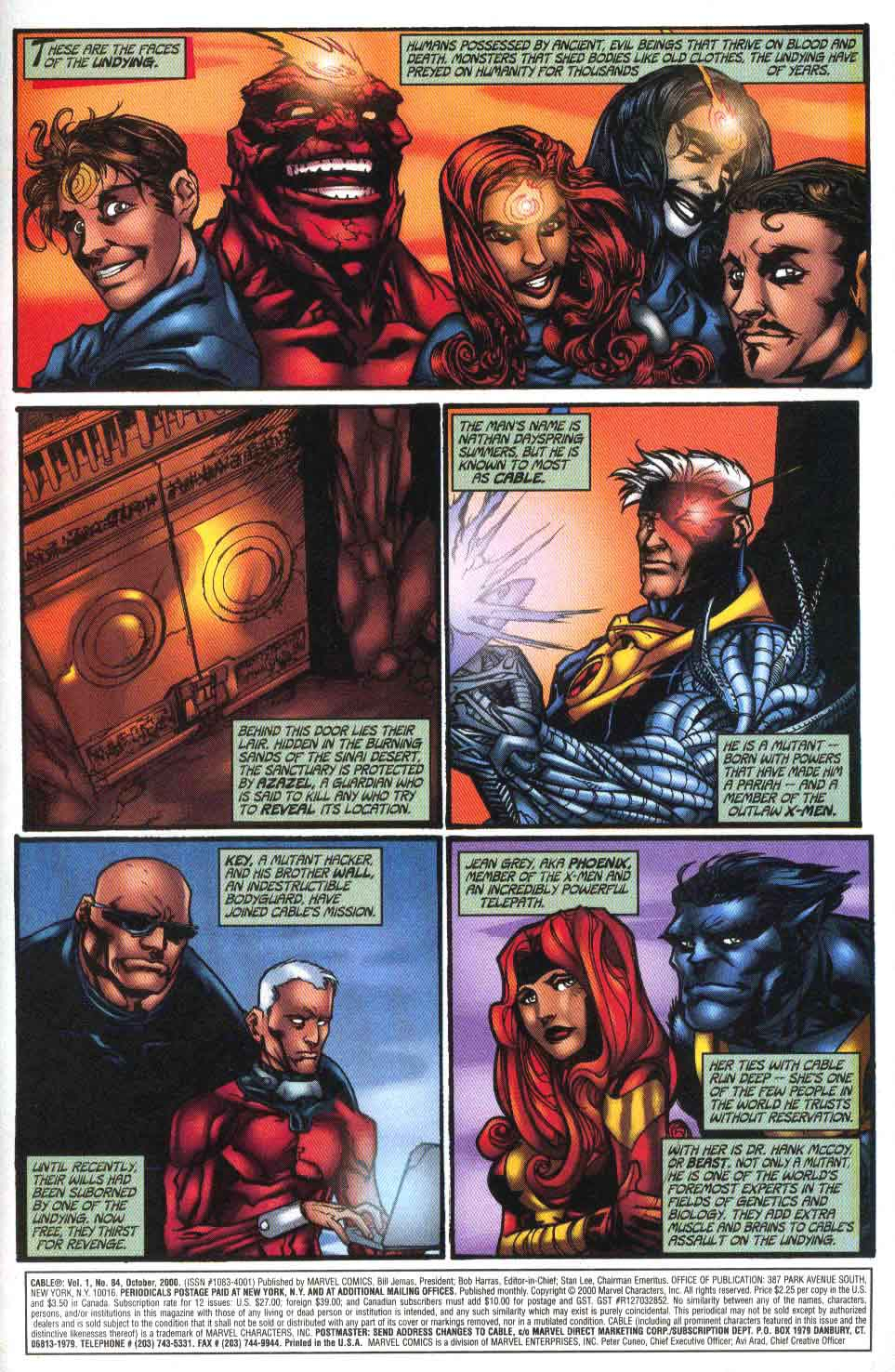 Cable (1993) 84 Page 2