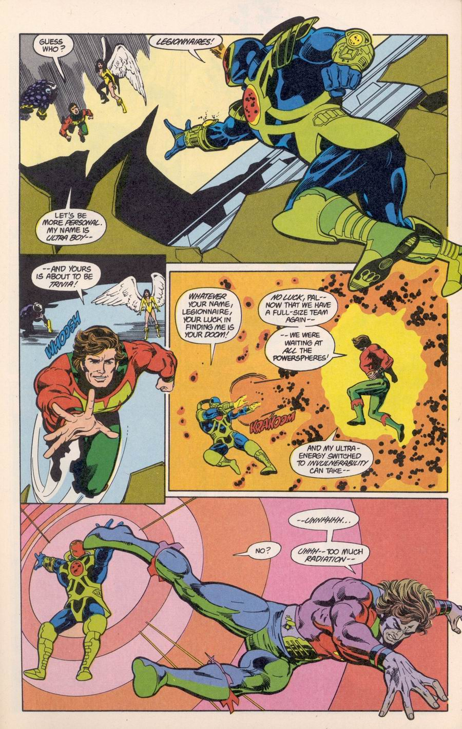 Tales of the Legion Issue #347 #34 - English 23