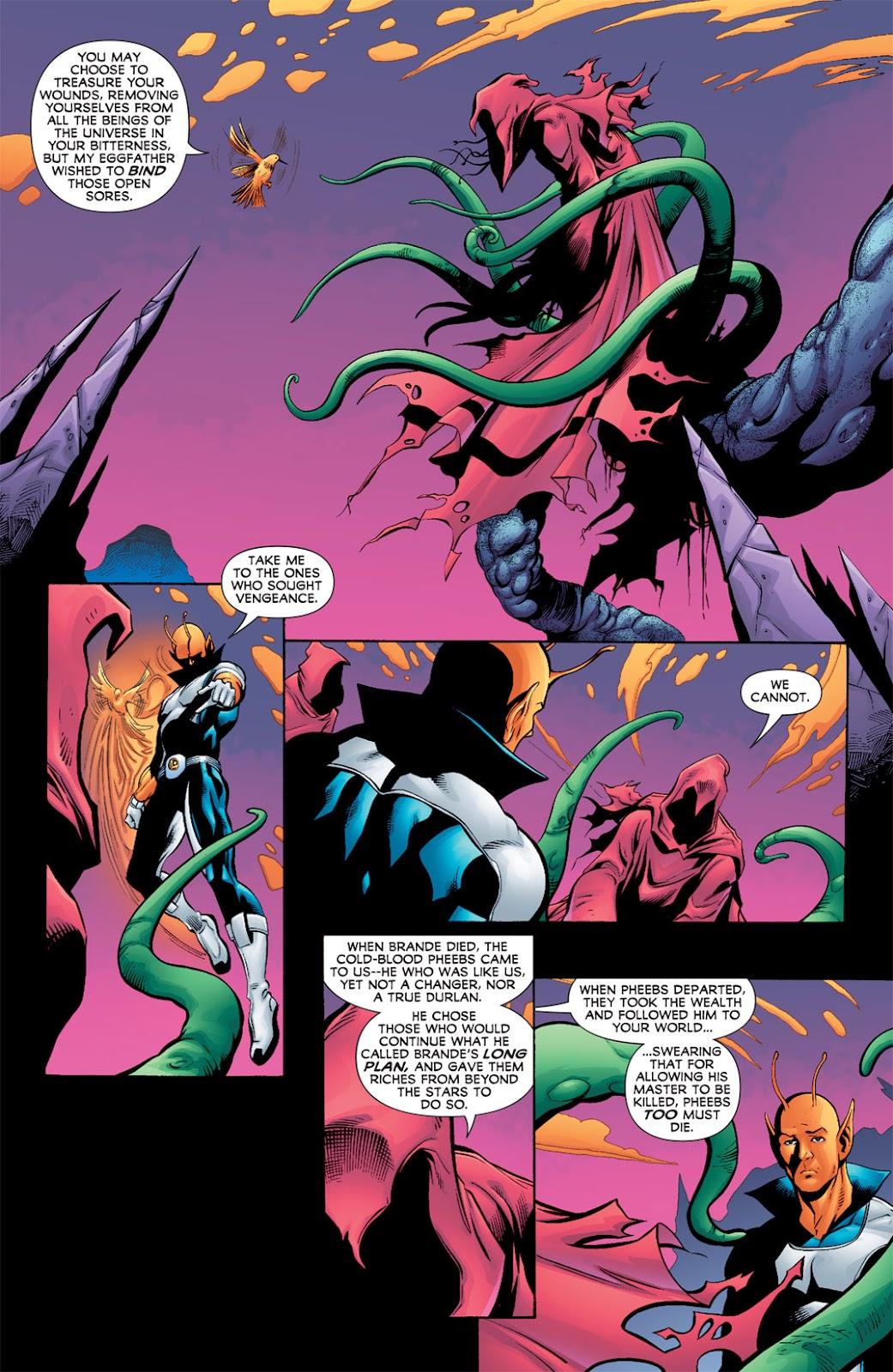 Legion of Super-Heroes (2010) Issue #9 #10 - English 12