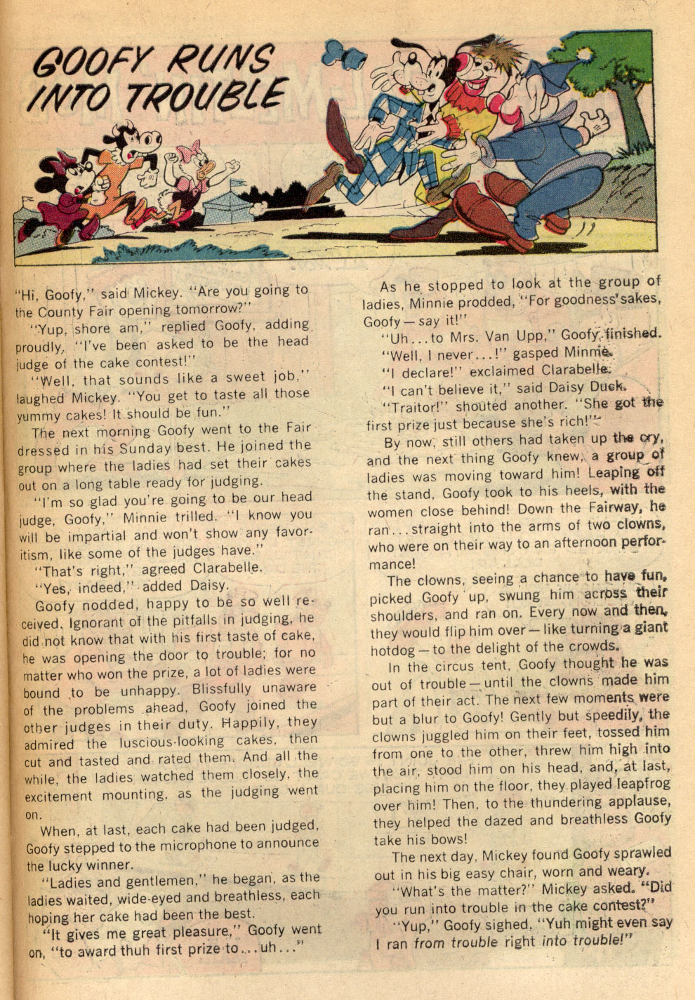Uncle Scrooge (1953) Issue #72 #72 - English 27