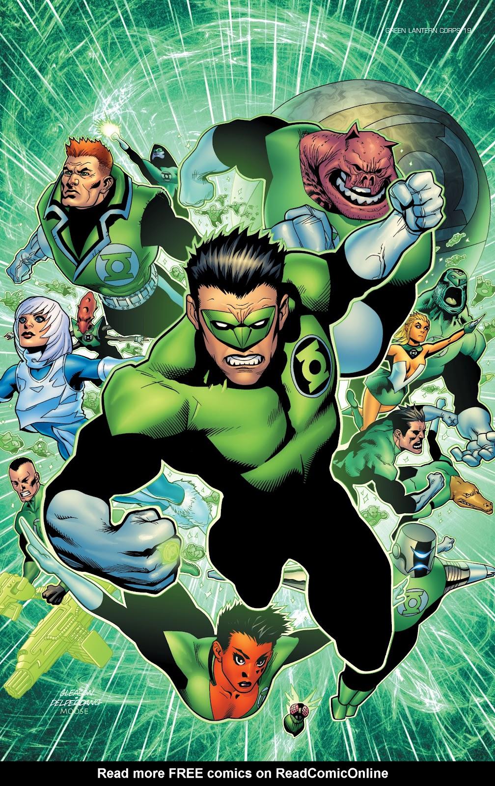 Green Lantern: The Sinestro Corps War Full #1 - English 290