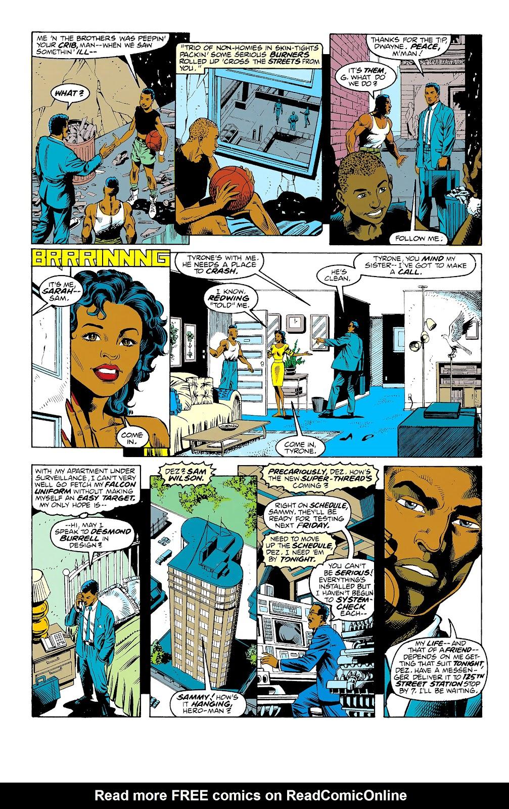 Captain America (1968) _Annual 11 #11 - English 35