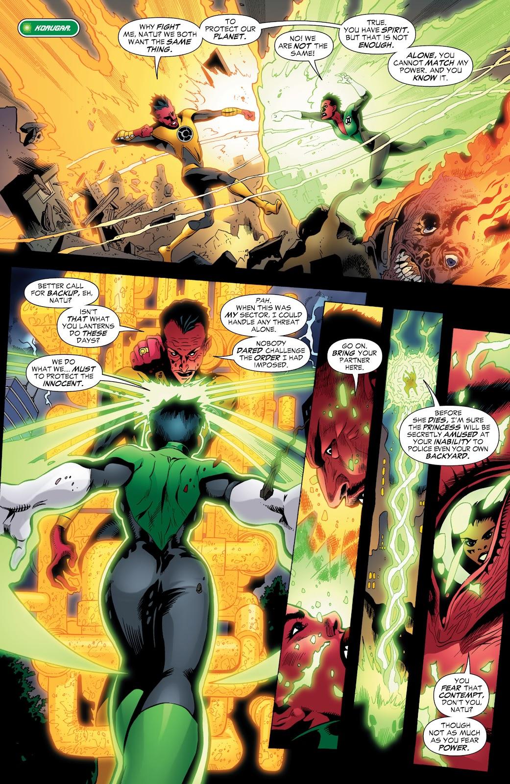 Green Lantern: The Sinestro Corps War Full #1 - English 83