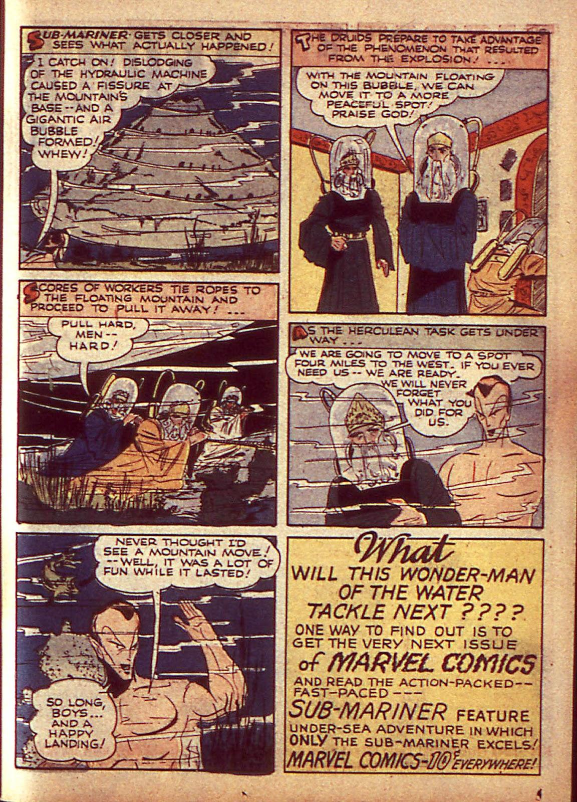 Sub-Mariner Comics Issue #3 #3 - English 44