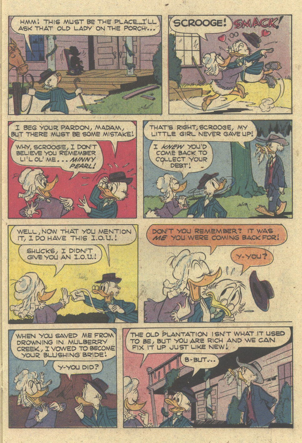 Uncle Scrooge (1953) Issue #170 #170 - English 11