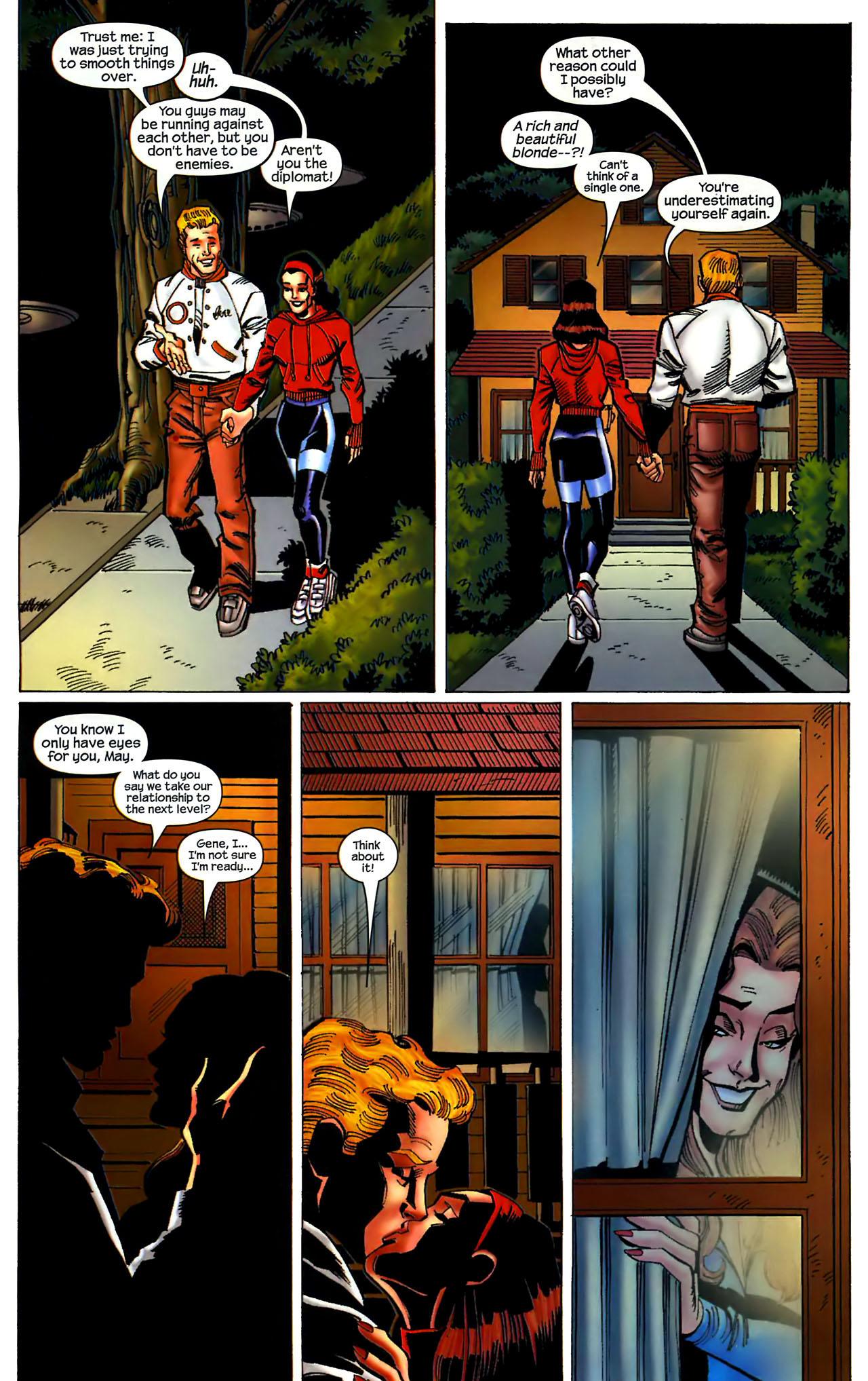 Amazing Spider-Girl #1 #30 - English 23