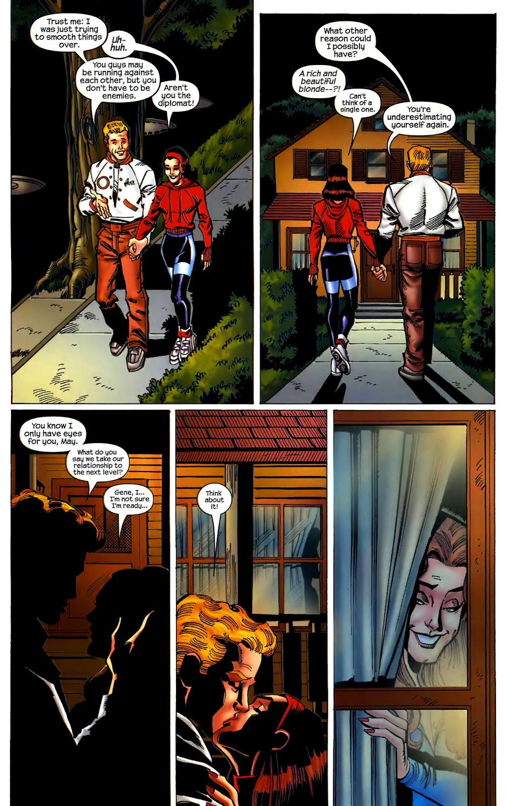 Amazing Spider-Girl Issue #1 #2 - English 23