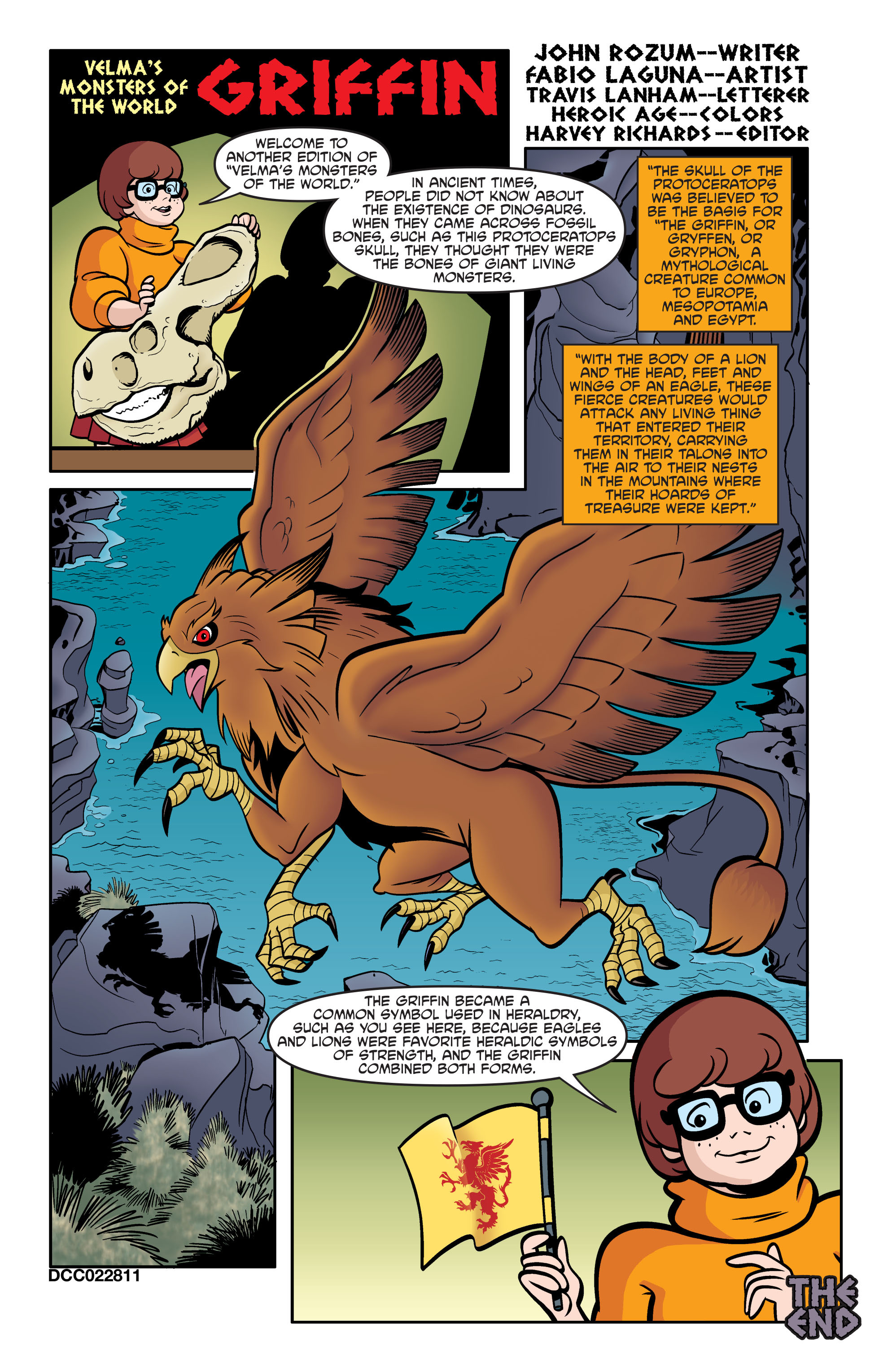 Read online Scooby-Doo: Where Are You? comic -  Issue #74 - 12