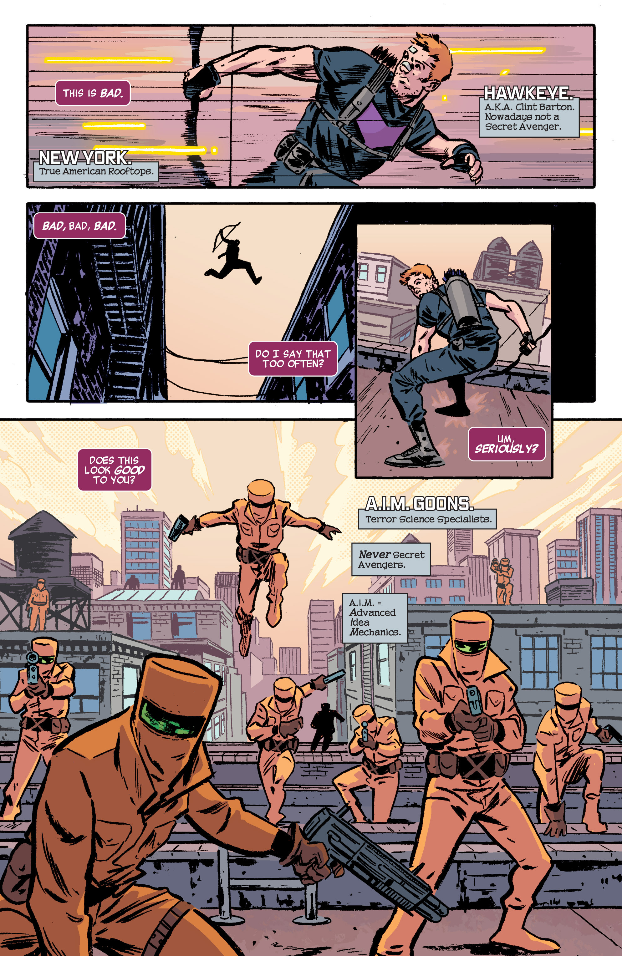 Read online Secret Avengers (2014) comic -  Issue #1 - 6