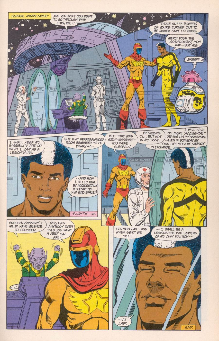 Tales of the Legion Issue #344 #31 - English 29
