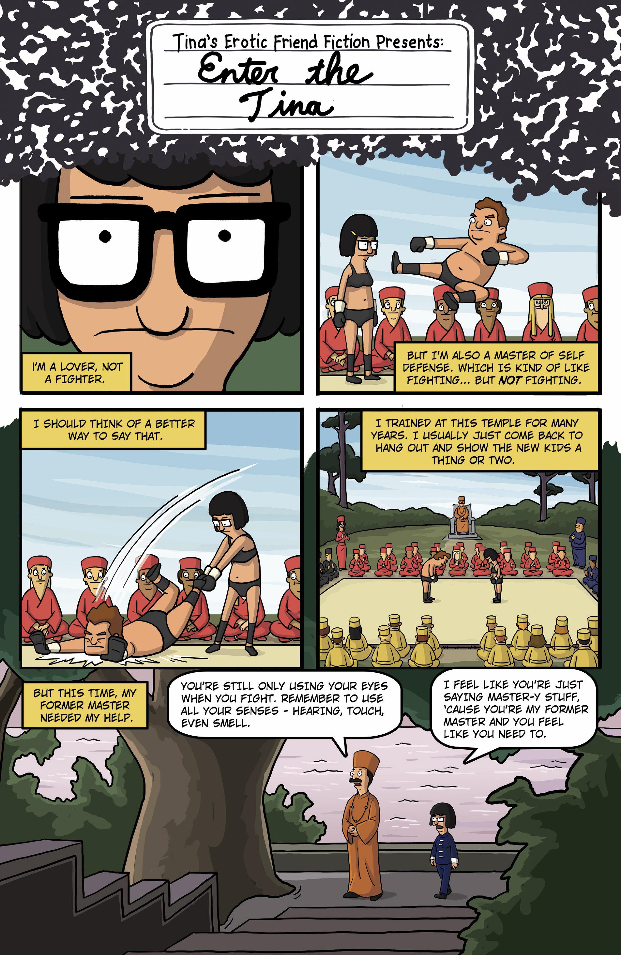 Read online Bob's Burgers (2015) comic -  Issue #13 - 3