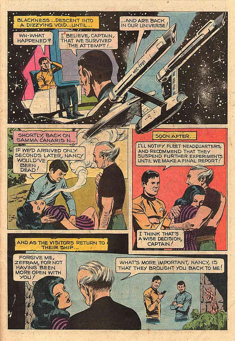 Star Trek (1967) #49 #49 - English 23
