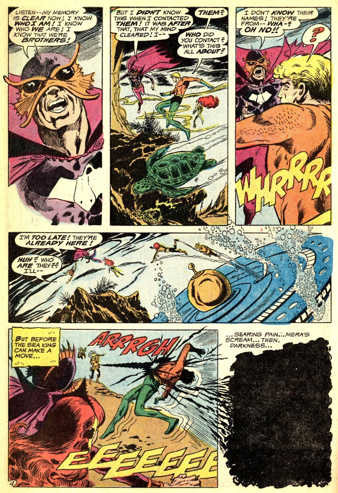 Aquaman (1962) Issue #50 #50 - English 6