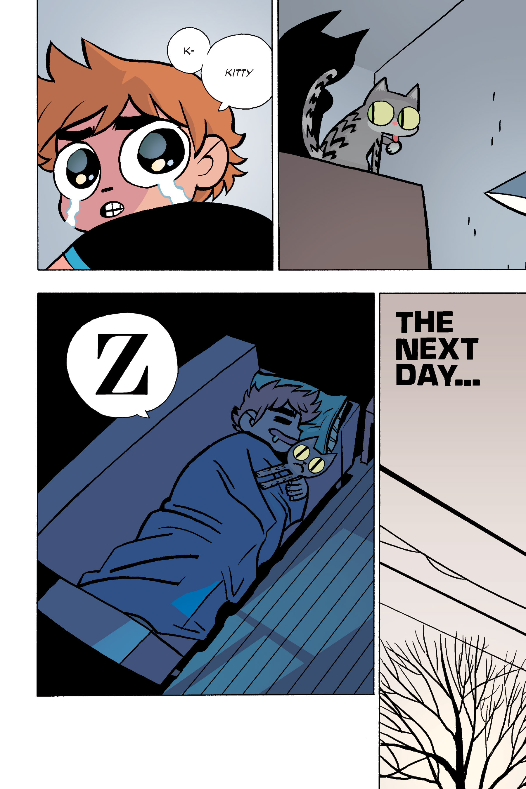 Read online Scott Pilgrim comic -  Issue #6 - 53