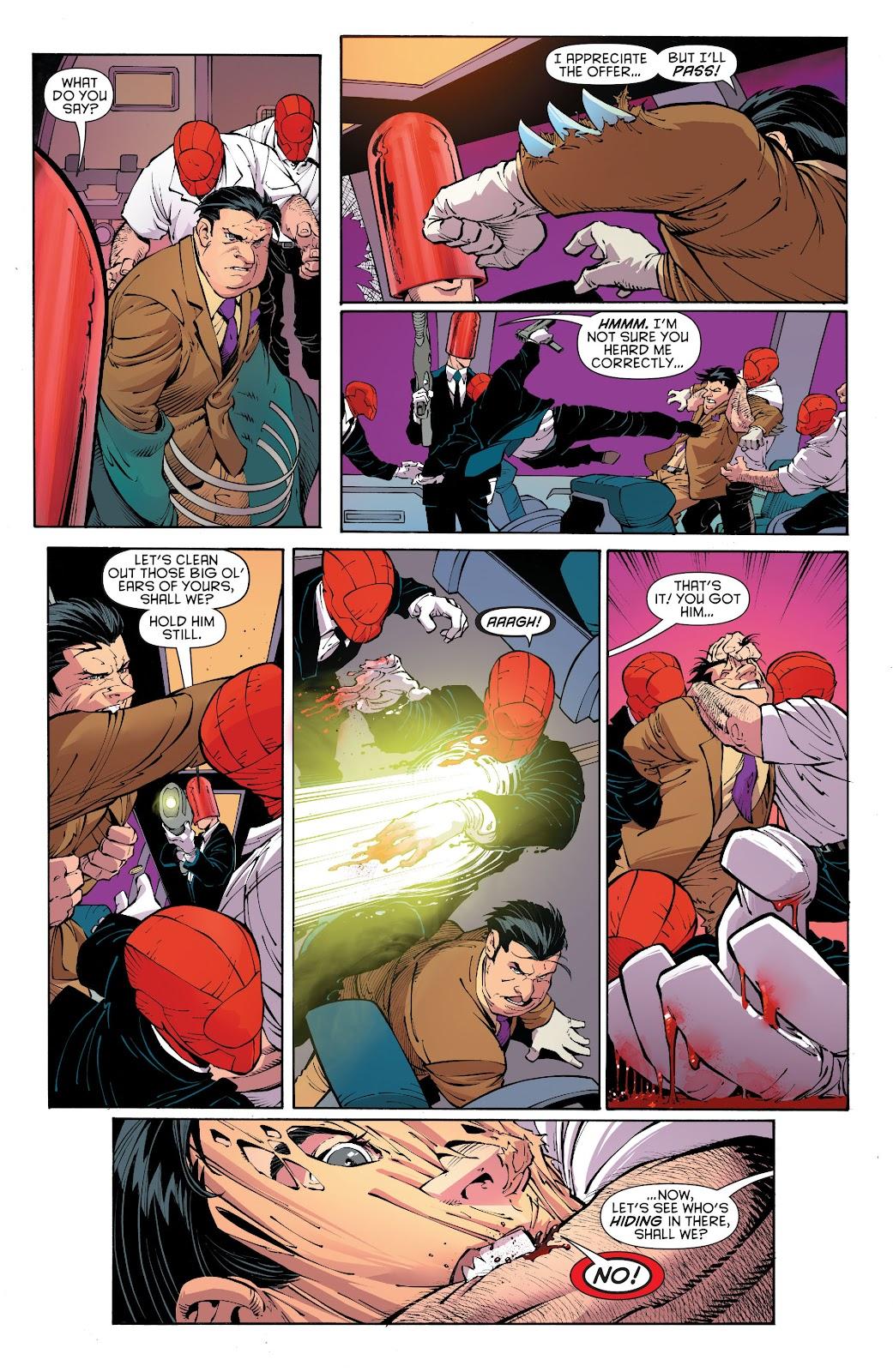 Batman (2011) Issue #22 #37 - English 6