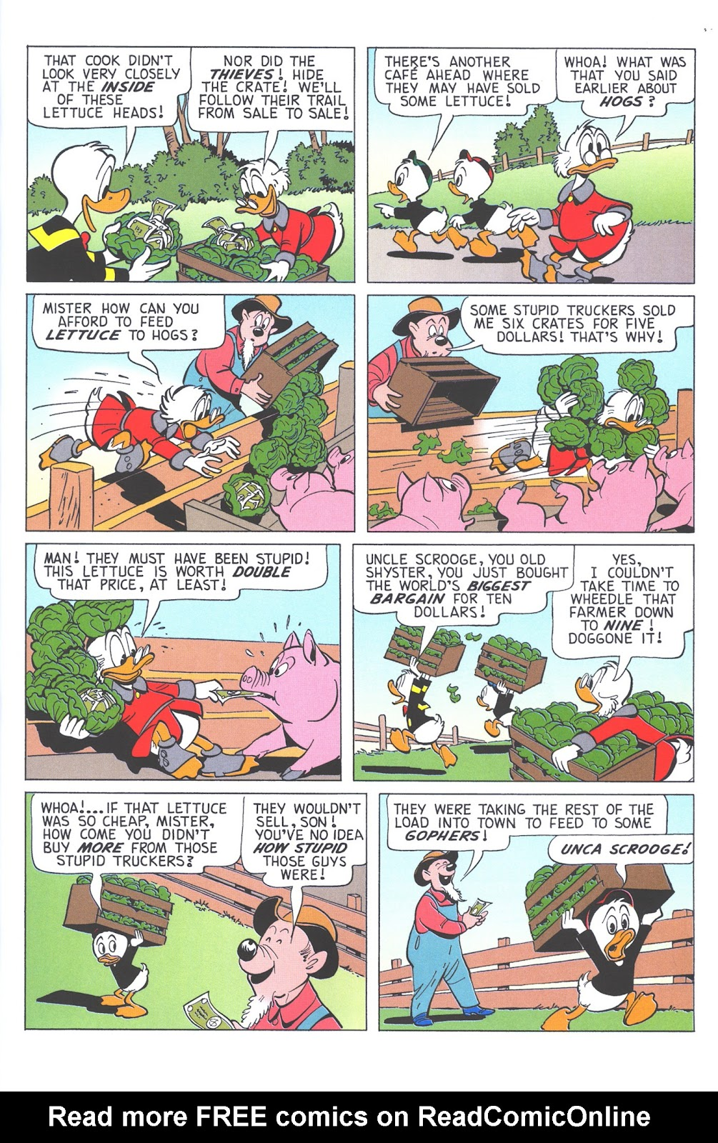 Uncle Scrooge (1953) Issue #371 #371 - English 17