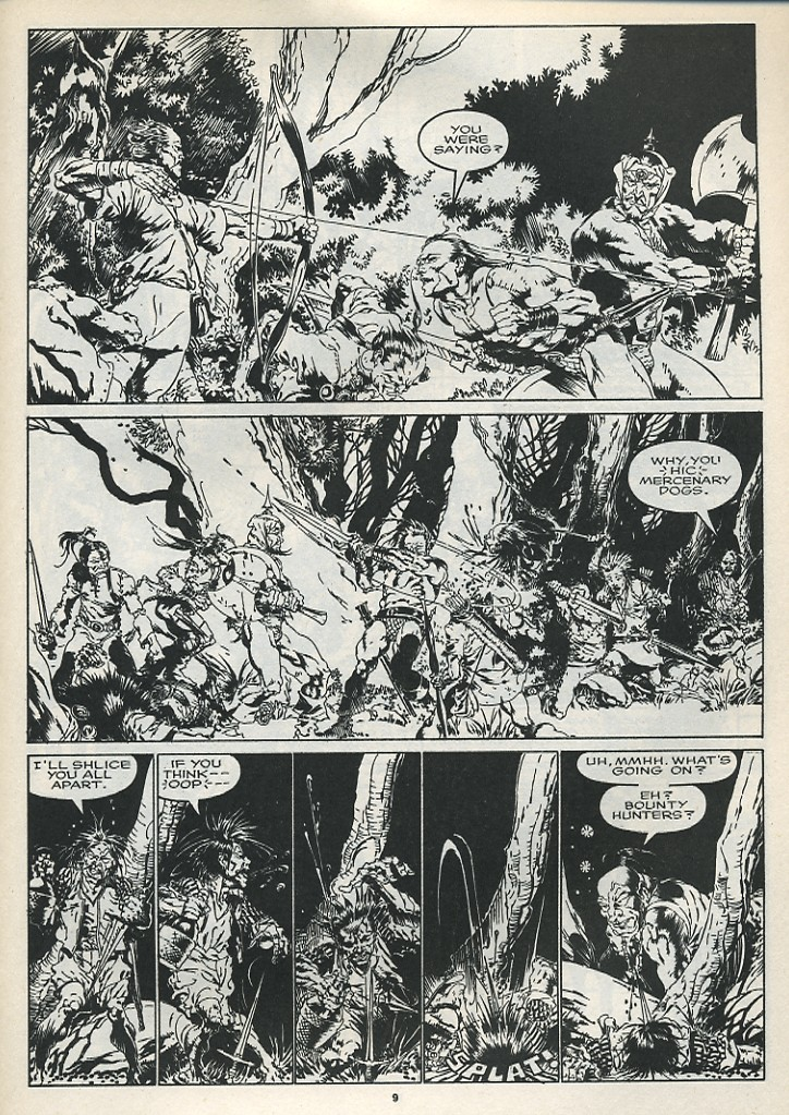 The Savage Sword Of Conan Issue #175 #176 - English 11