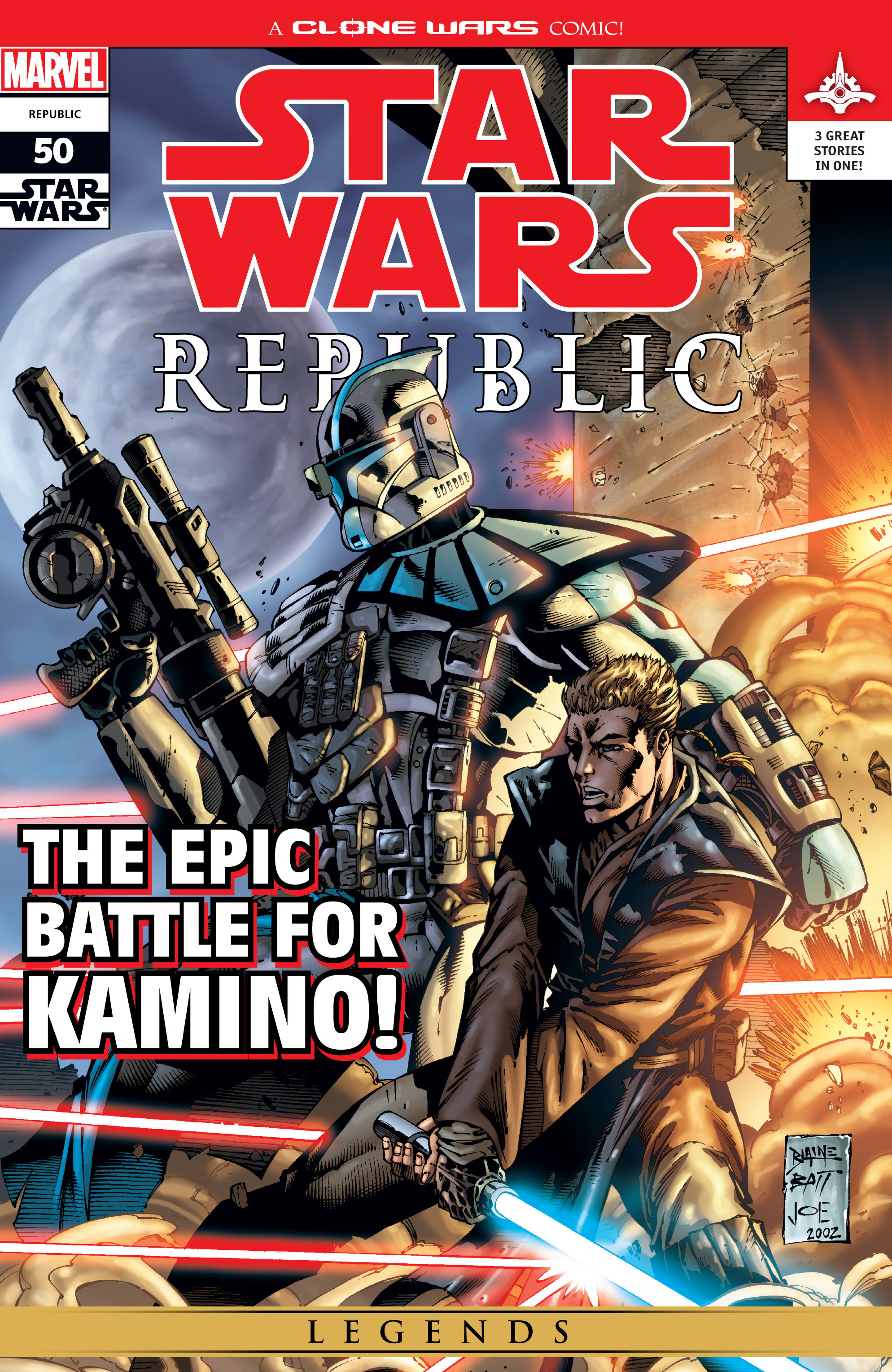 Star Wars Legends Epic Collection: The Clone Wars chap 1 pic 41