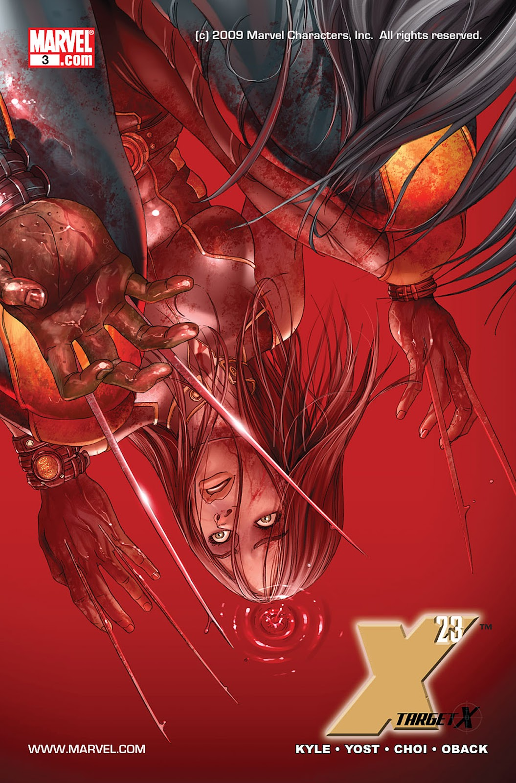 X-23: Target X Issue #3 #3 - English 1