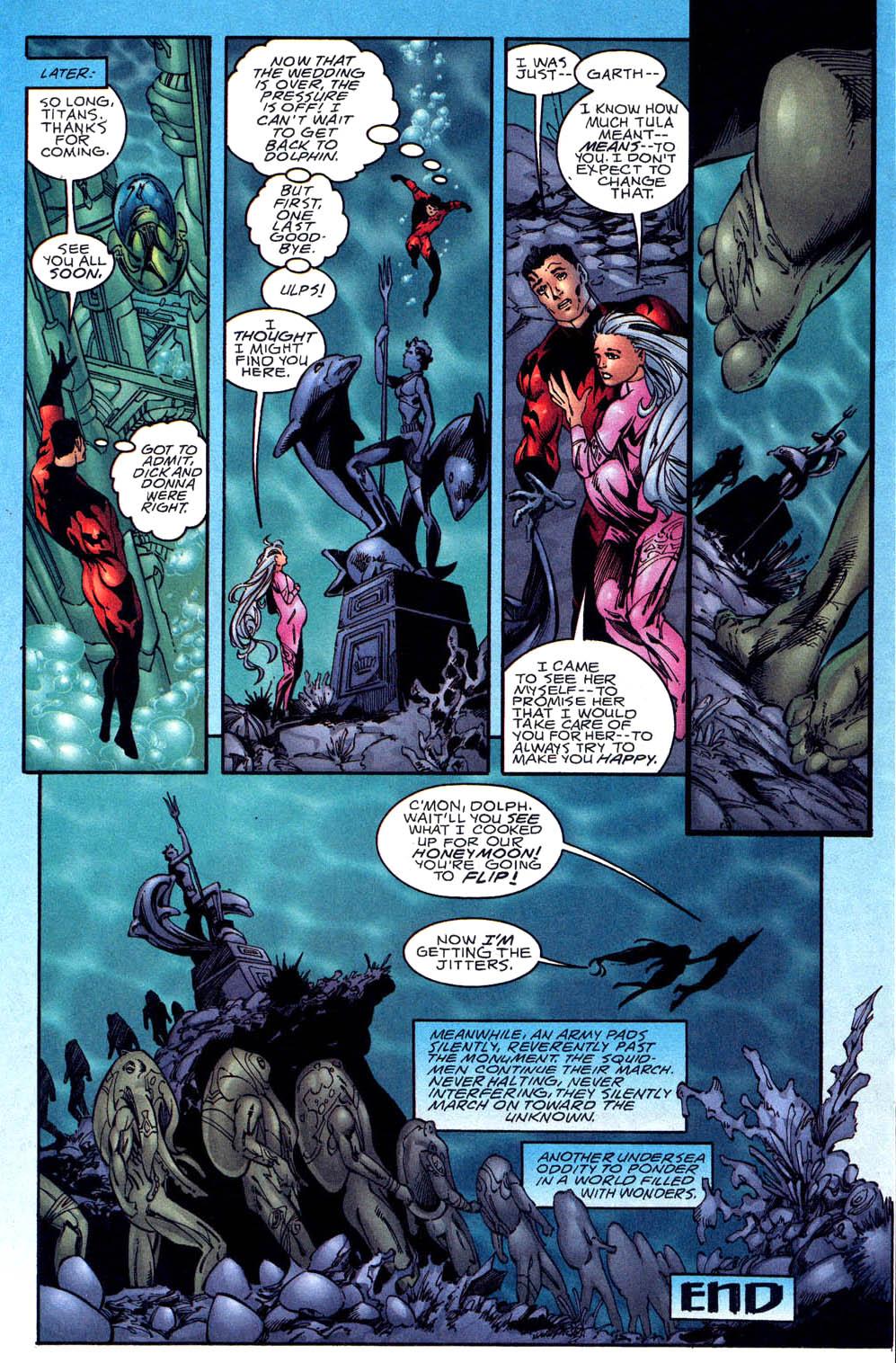 Aquaman (1994) Issue #60 #66 - English 23