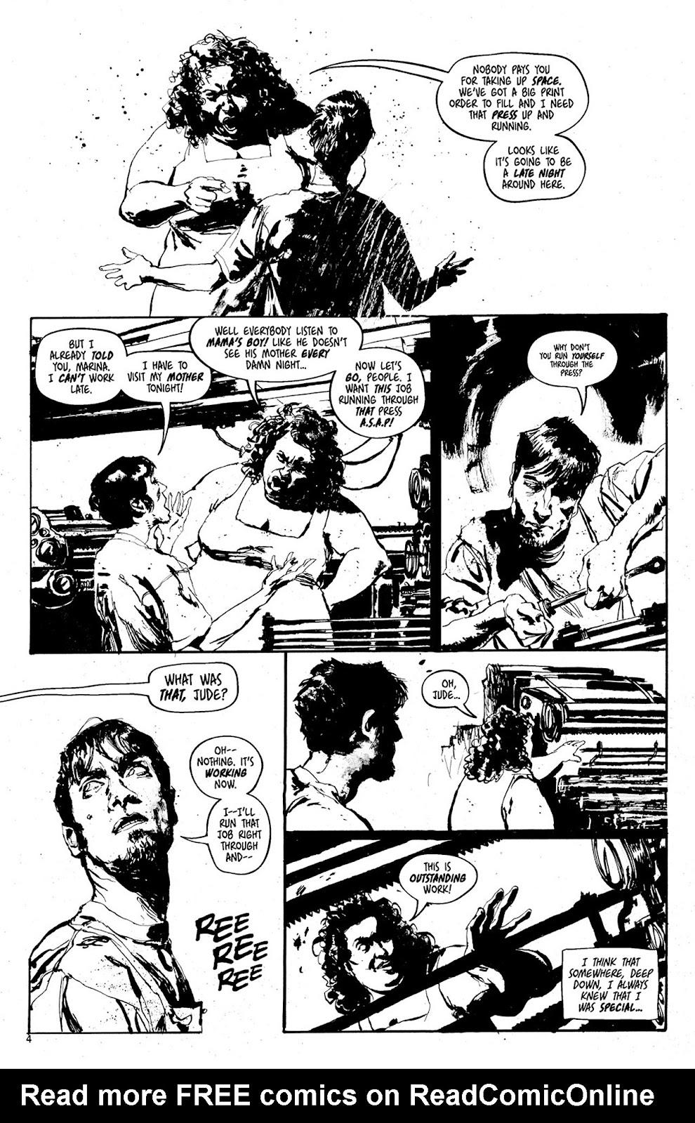 Creepy (2009) Issue #1 #1 - English 6