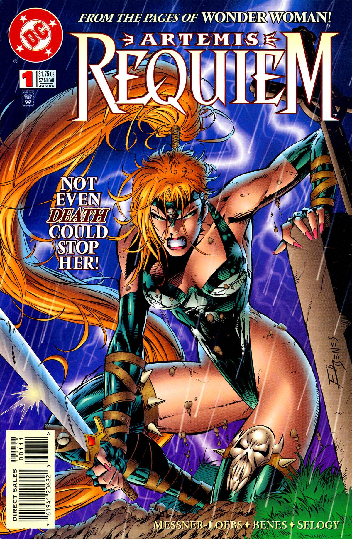 Artemis: Requiem 1 Page 1