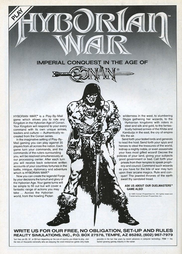 The Savage Sword Of Conan Issue #173 #174 - English 68