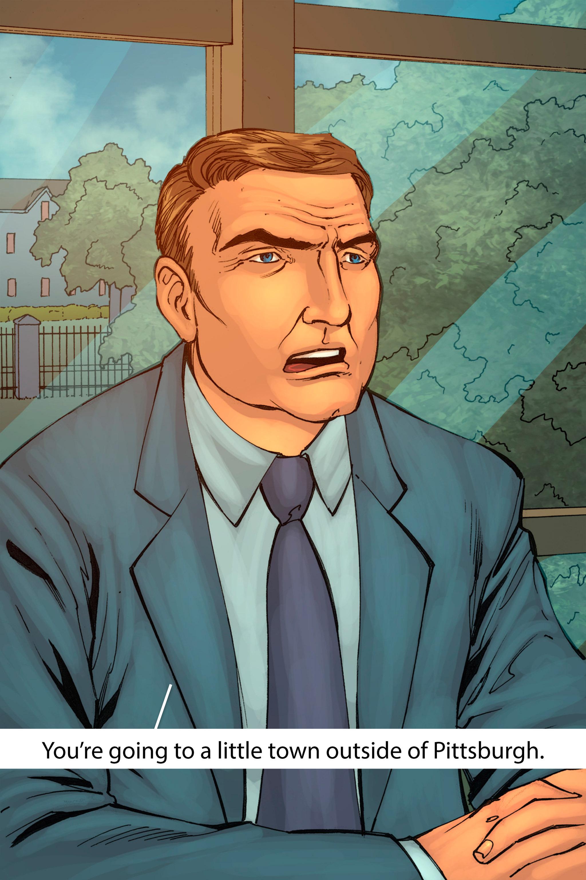 Read online Z-Men comic -  Issue #1 - 81