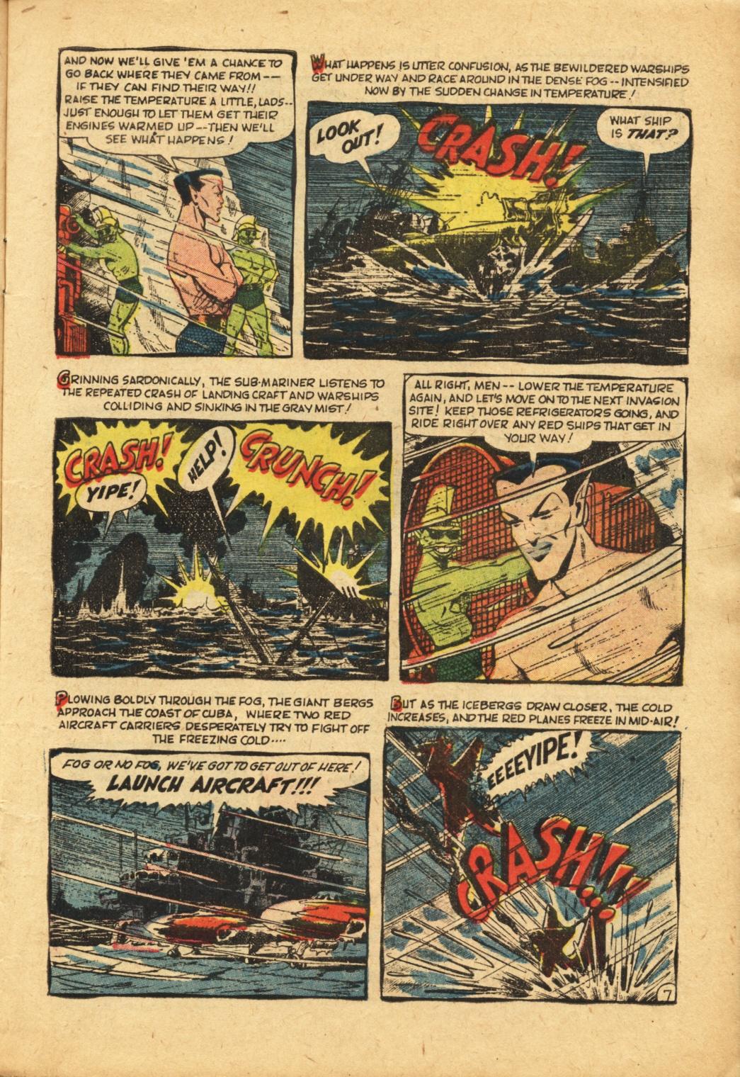 Sub-Mariner Comics #42 #42 - English 8