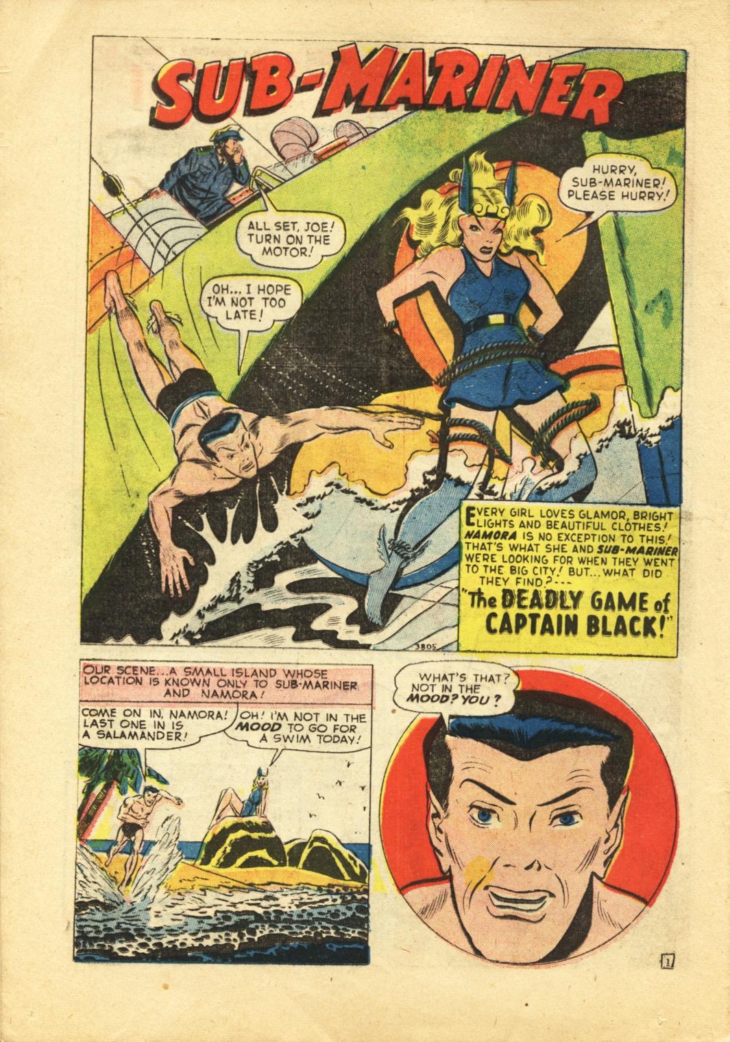 Sub-Mariner Comics #29 #29 - English 11