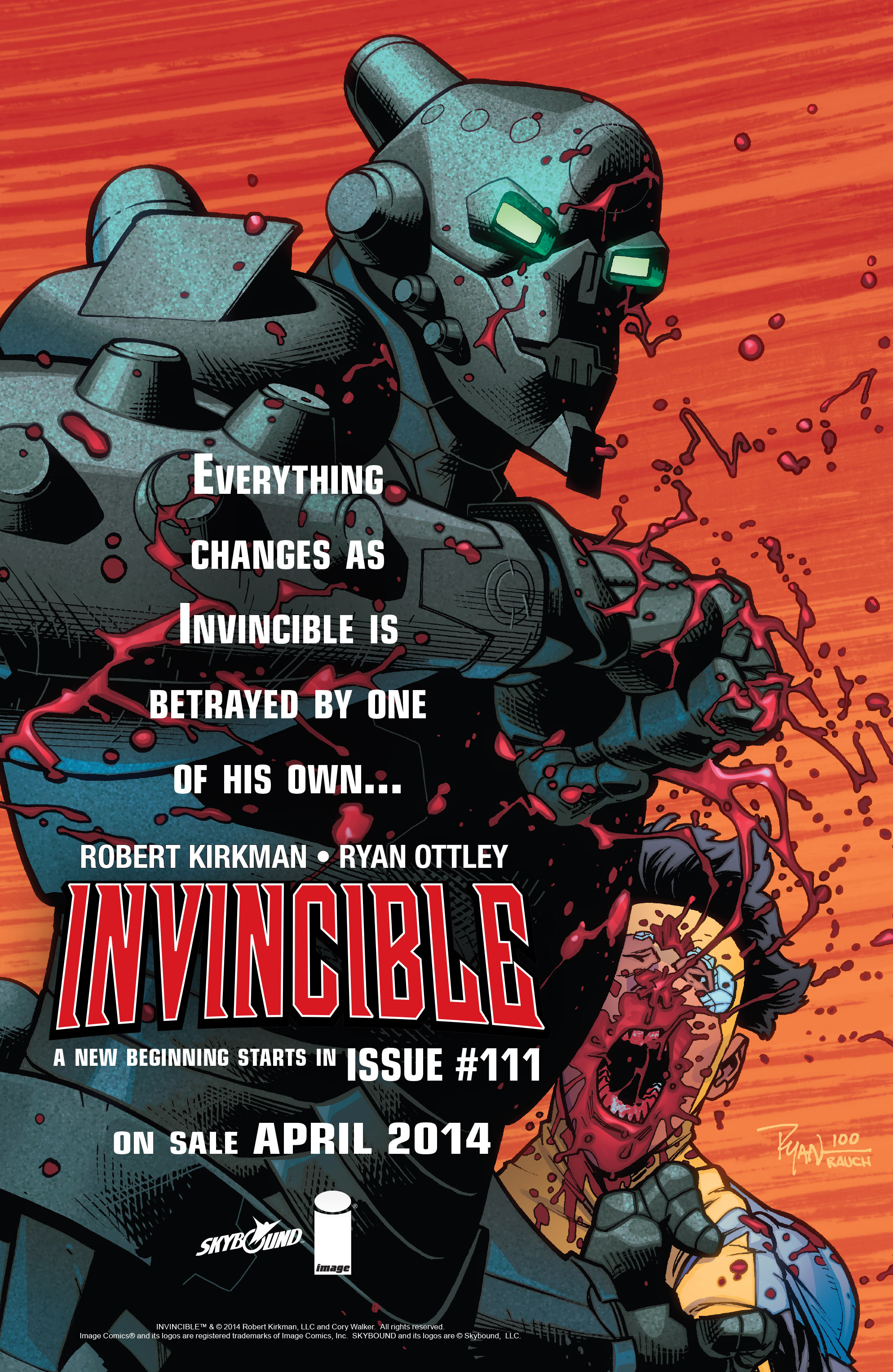 Read online Invincible Universe comic -  Issue #12 - 24