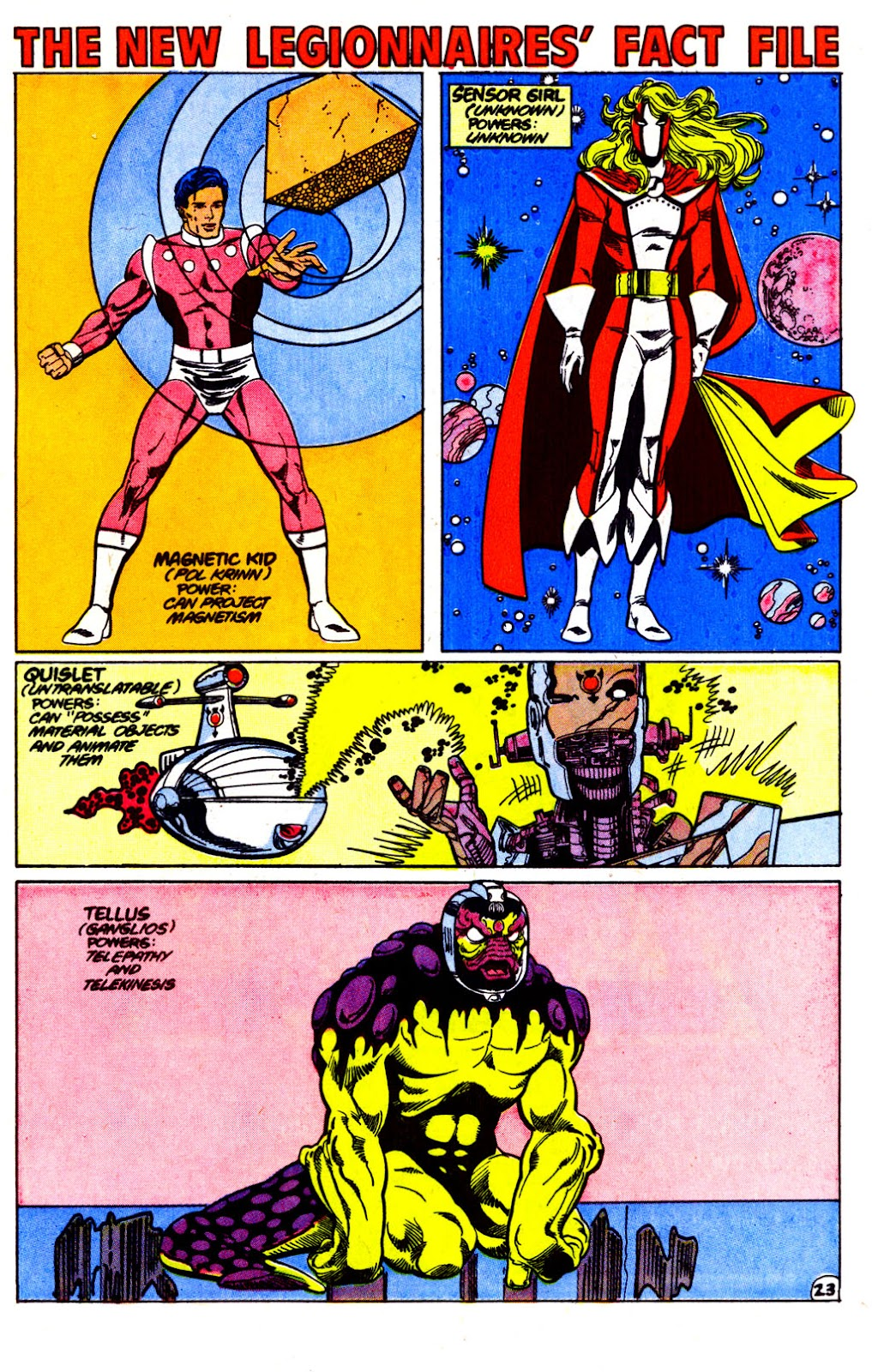 Tales of the Legion Issue #343 #30 - English 24