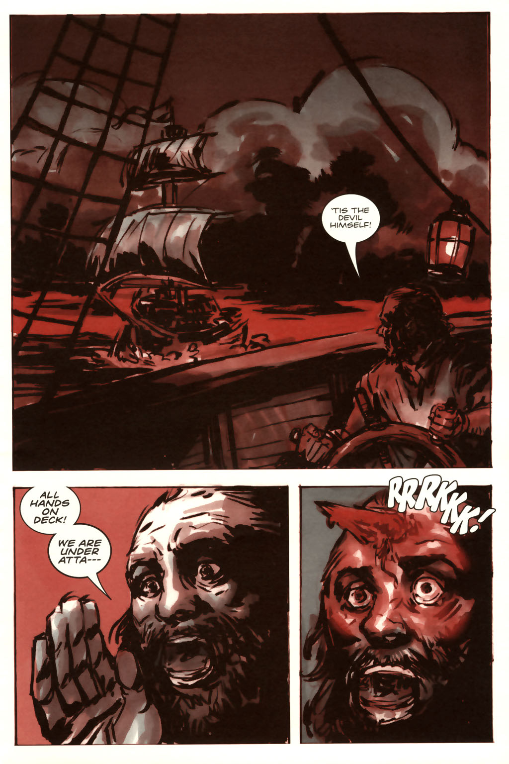 Read online Sea of Red comic -  Issue #9 - 14