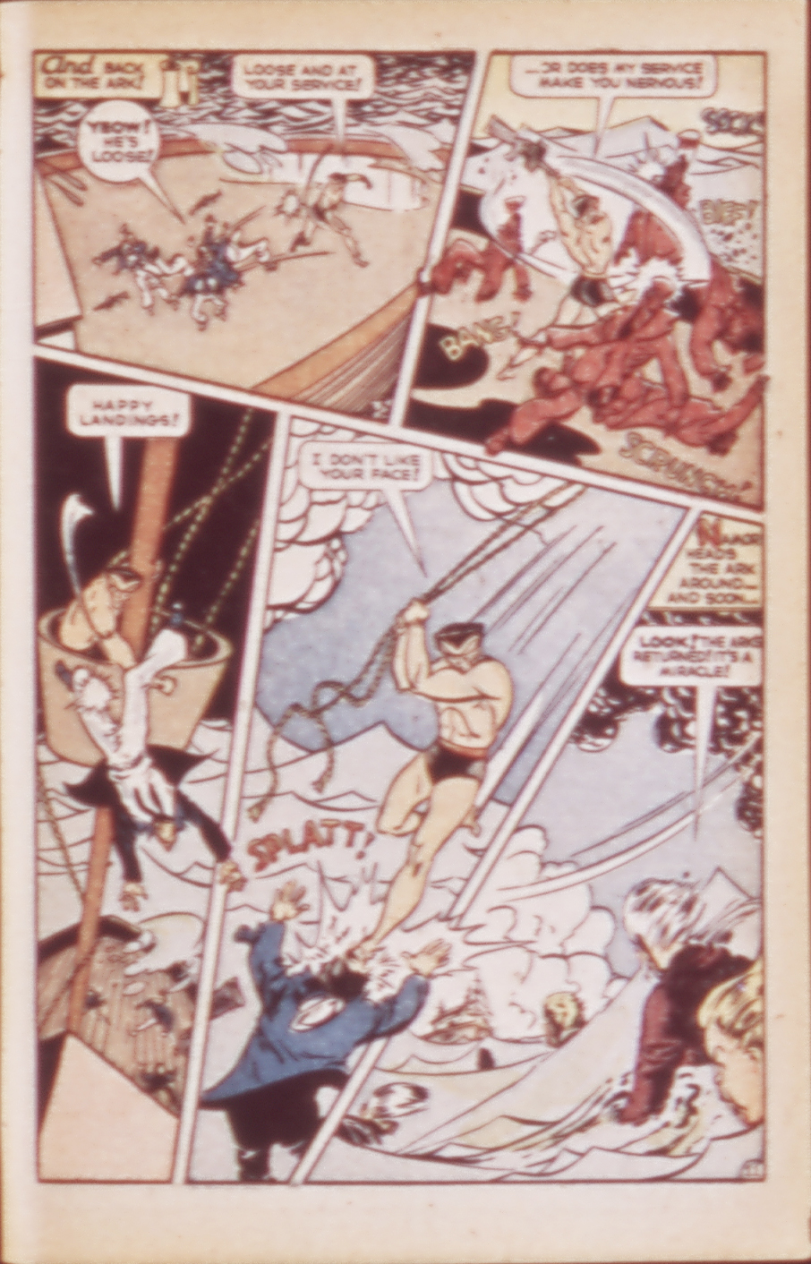 Sub-Mariner Comics Issue #19 #19 - English 39