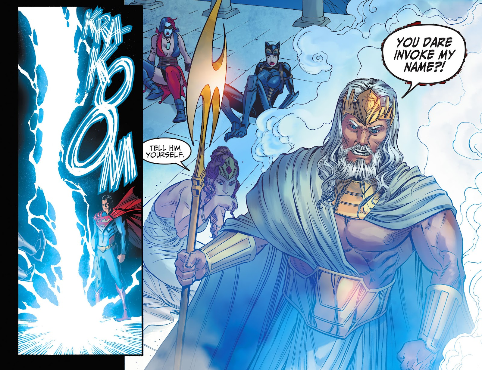 Injustice: Gods Among Us Year Four Issue #23 #24 - English 22